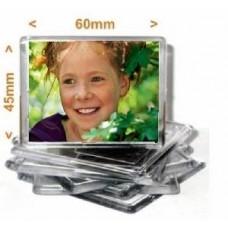 Fényképes szerkeszthető hűtőmágnes