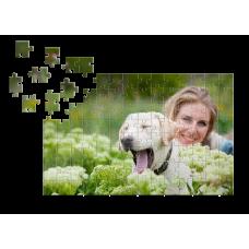 Fényképes puzzle (A4 méret)
