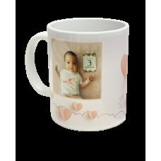Baby born bögre - Ajándék bögre újszülött érkezéséhez