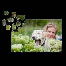 Fényképes puzzle (A5 méret)