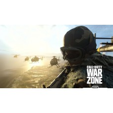 Call of Duty Warzone gamer egérpad