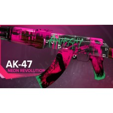 Counter Strike AK47 gamer egérpad