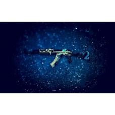 Counter Strike - Ak47 art gamer egérpad